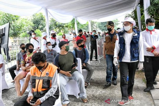 RIB siapkan tes cepat bagi 1.000 penghuni rusunawa di Cengkareng