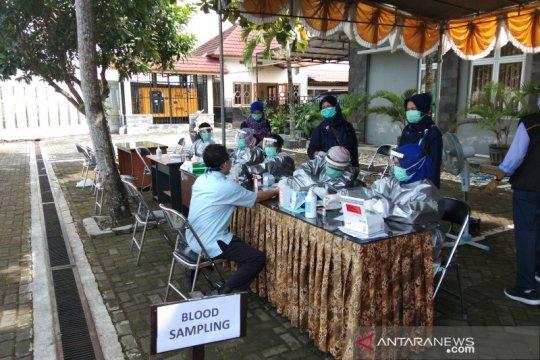 Percepat penelusuran,  karyawan ritel-grosir di Bantul-DIY dites cepat
