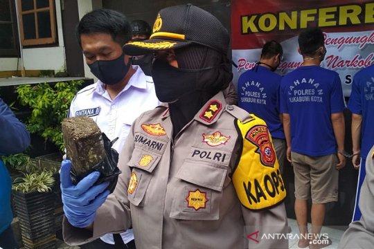 Kepala Polres Sukabumi ingin jajaran tangkap bandar besar narkoba