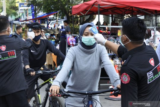 Gugus Tugas: CFD di Jakarta tak disiplin terapkan protokol kesehatan