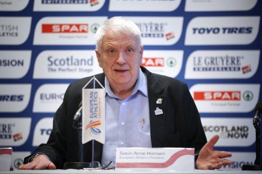 Ketua Atletik Eropa tutup usia akibat stroke