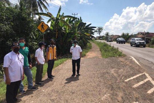 Kementerian PUPR targetkan proyek pelebaran jalan Pangkalan Balai 2021