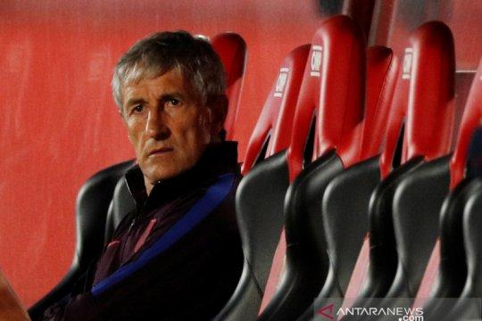 Quique Setien merasa VAR tidak digunakan dengan benar di La Liga