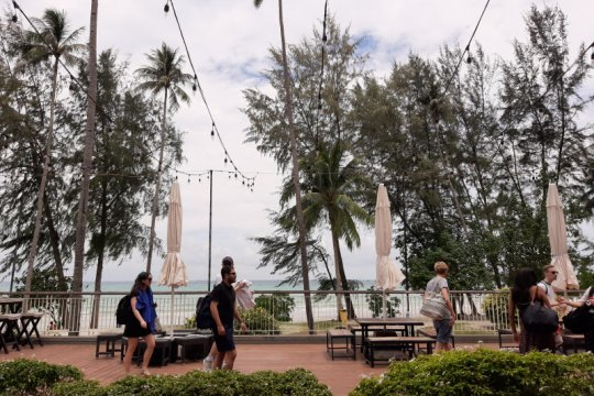 Pemkab Bintan surati Kemenkumham agar wisman Singapura diizinkan masuk
