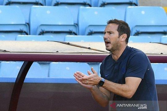 Lampard puji karakter & kualitas Chelsea kala bangkit kalahkan Villa
