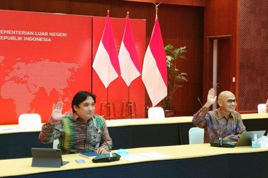 Indonesia-Malaysia-Thailand bangun solidaritas persiapkan normal baru