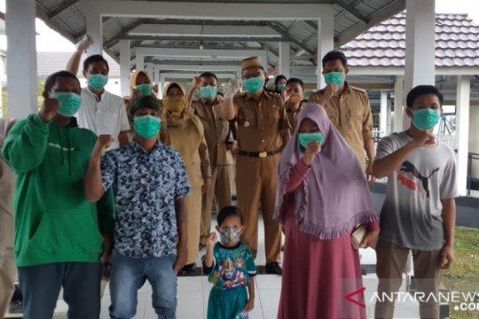 Seorang ibu hamil di Gorontalo Utara reaktif tes cepat meninggal