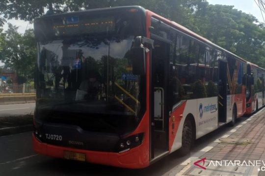 TransJakarta kembali buka rute layanan shuttle bus gratis di Kota Tua