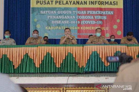 Kabupaten Ogan Komering Ulu nihil kasus positif COVID-19