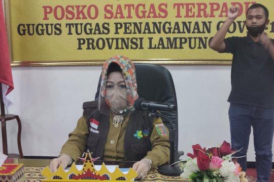 Lampung nihil kasus positif COVID-19 baru