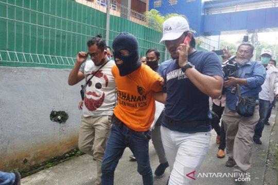 Polisi gelar pra-rekonstruksi pembunuhan bocah di Global Prima Medan