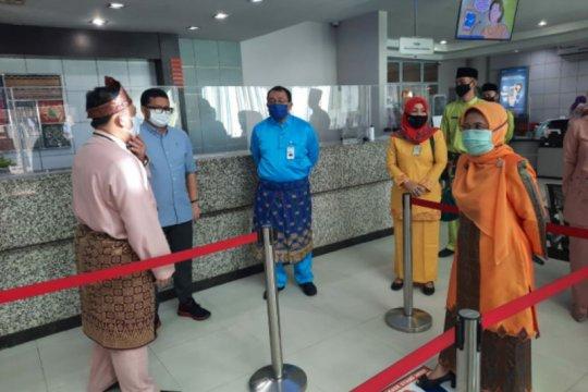 Tinggal 5 kabupaten/kota di Riau masih rawat pasien positif COVID-19