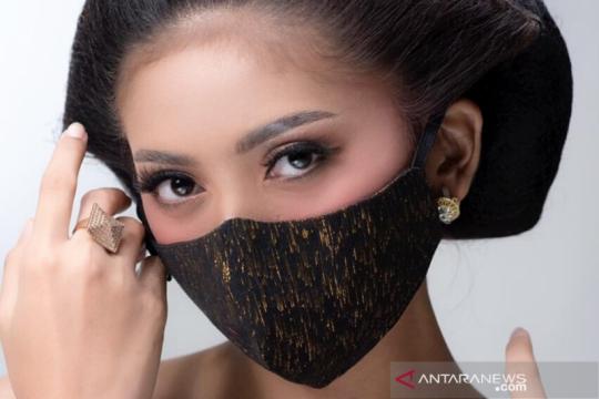 """Masker kain """"Chantiq"""" dengan sentuhan budaya Jawa"""