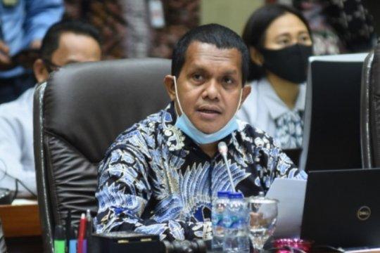 Komisi IX DPR RI belum bahas kartu pra kerja