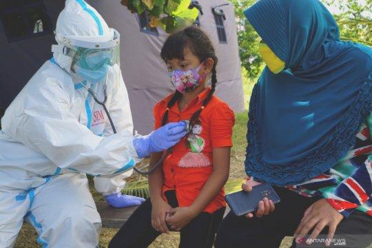 Peneliti China: respons imun OTG lebih lemah