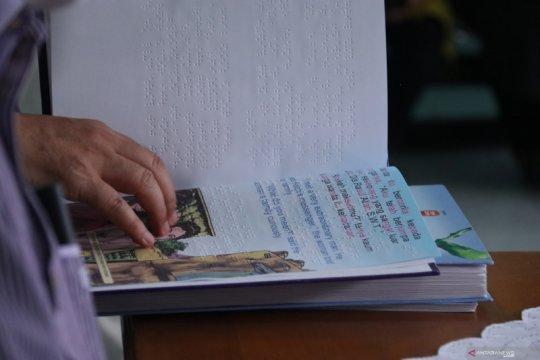 Balai Abiyoso bangun peradaban literasi penyandang disabilitas