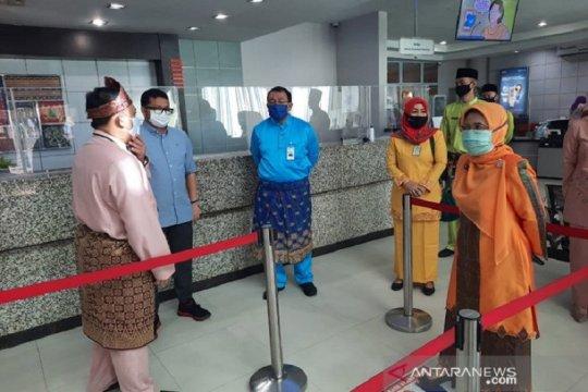OJK Riau ingatkan pimpinan BRI disiplin menjalankan protokol kesehatan