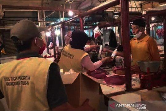 Relawan Gugus Tugas luncurkan Program Pasar Tangguh di Jakarta Selatan