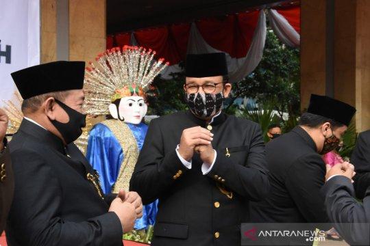 Anies sebut opini WTP, salah satu kado terindah untuk Jakarta