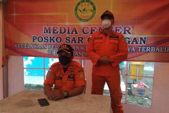 Cuaca buruk, kendala Tim SAR mencari nelayan hilang di Selat Sunda