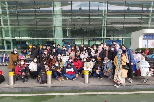 53 mahasiswa Indonesia di Wuhan wisuda di tengah pandemi