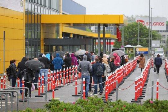 Khawatir varian COVID-19, Jerman perketat aturan bekerja di rumah