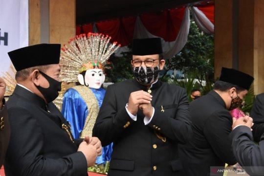 Nuansa berbeda menyertai HUT DKI Jakarta