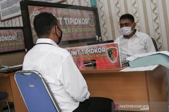Polresta Mataram tangani kasus korupsi dana BOS