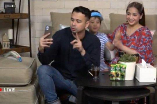 """Mayora dukung Raffi Ahmad capai rekor MURI """"live streaming"""" 30 jam"""
