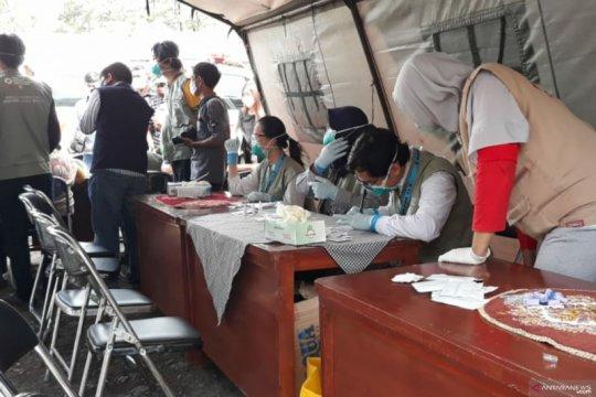 11 pendatang reaktif,  Cianjur evaluasi pendatang di Puncak