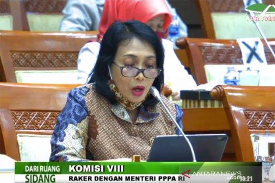 Menteri PPPA minta anak aktif sosialisasi protokol kesehatan keluarga