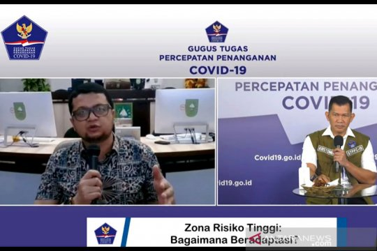 WNA Malaysia positif COVID-19 dirawat di Riau