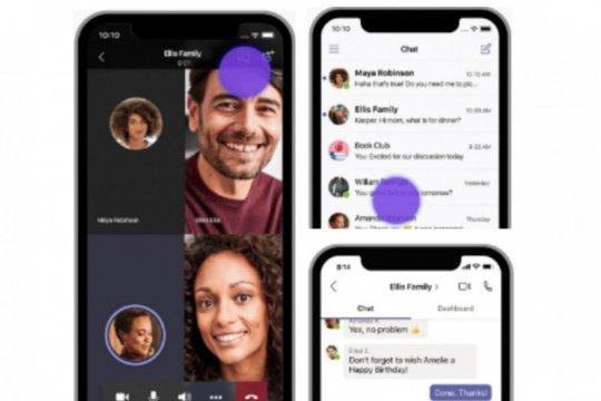 Untuk kalahkan WhatsApp dan Zoom, Microsoft siapkan Teams personal