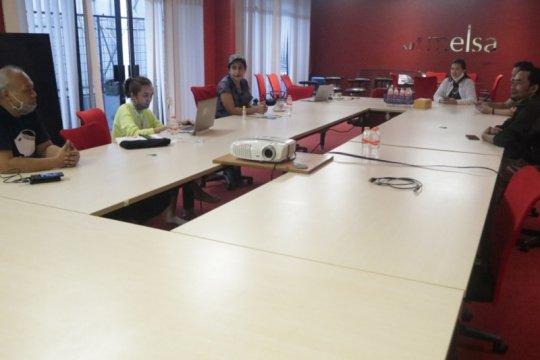 PANDI dan Unpad beri asistensi untuk peserta lomba laman aksara Sunda