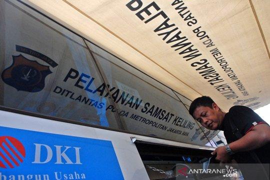 Ahad, SIM Keliling Jakarta tersedia di dua lokasi