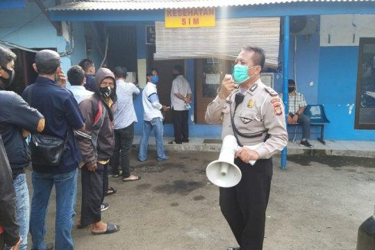 Polda Metro Jaya operasikan lima titik layanan SIM Keliling