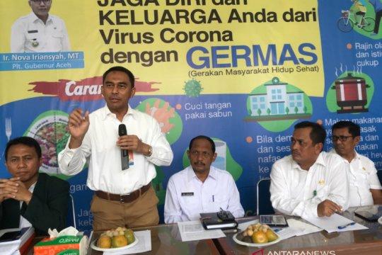 Bertambah satu, COVID-19 di Aceh genap 50 kasus