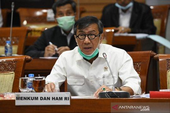 Menkumham sebut tak ada data soal keberadaan Joko Tjandra di Indonesia
