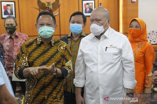 Konflik Bupati-DPRD Jember, Tito tunggu keputusan Gubernur Jatim