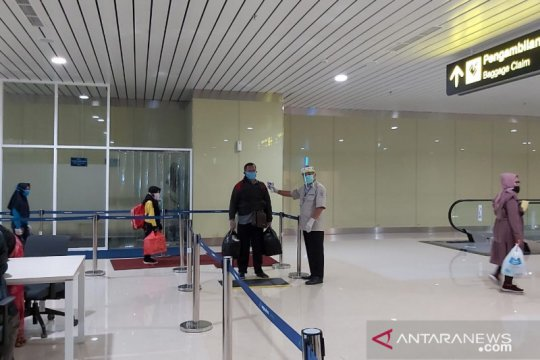 Okupansi di Bandara Yogyakarta 50 persen lebih, Jakarta tujuan favorit