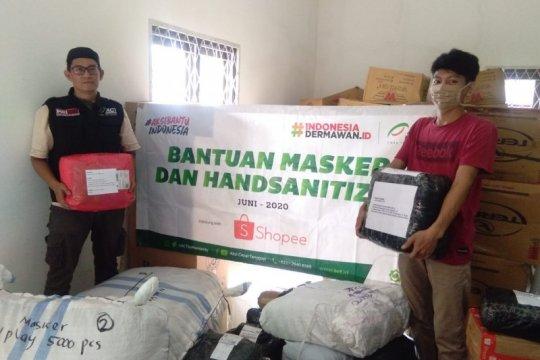 ACT gandeng Shopee distribusikan bantuan kesehatan selama pandemi