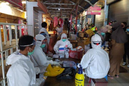 Penularan klaster COVID-19 di Bengkulu terjadi dari pasar tradisional