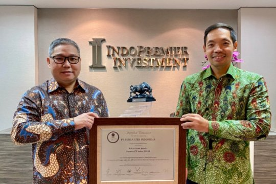 Indo Premier Investment luncurkan reksa dana indeks IDX30