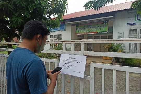 Lima pegawai positif COVID-19, Puskesmas Medan Area Selatan ditutup