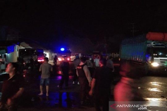 Ricuh, Demo tolak kedatangan 500 TKA di Sultra