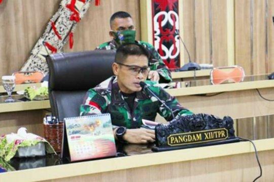 Panglima Kodam XII/Tanjungpura bangga toleransi di Kalimantan Barat