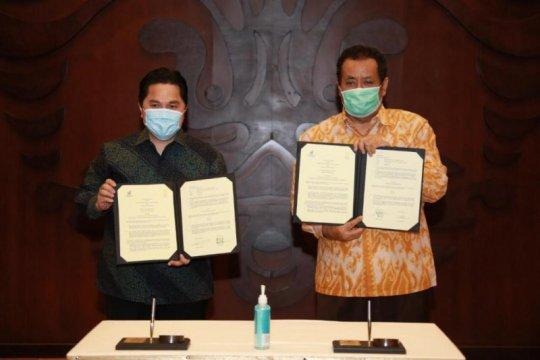 UI-Kementerian BUMN kerja sama pelaksanaan Tri Dharma Perguruan Tinggi