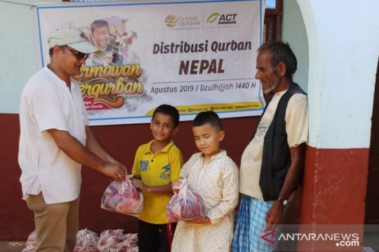 Global Qurban-ACT berikhtiar distribusikan kurban ke pelosok Indonesia