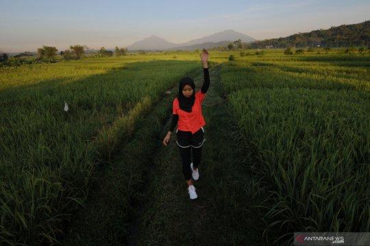 Demi prestasi, atletik beradaptasi pada masa pandemi