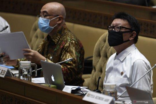 Komisi II DPR setuju pemerintah lanjutkan tes CPNS formasi 2019